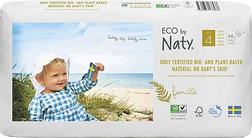 Eco by Naty diapers