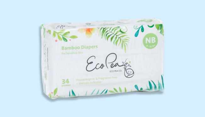 Eco Pea Diapers Review