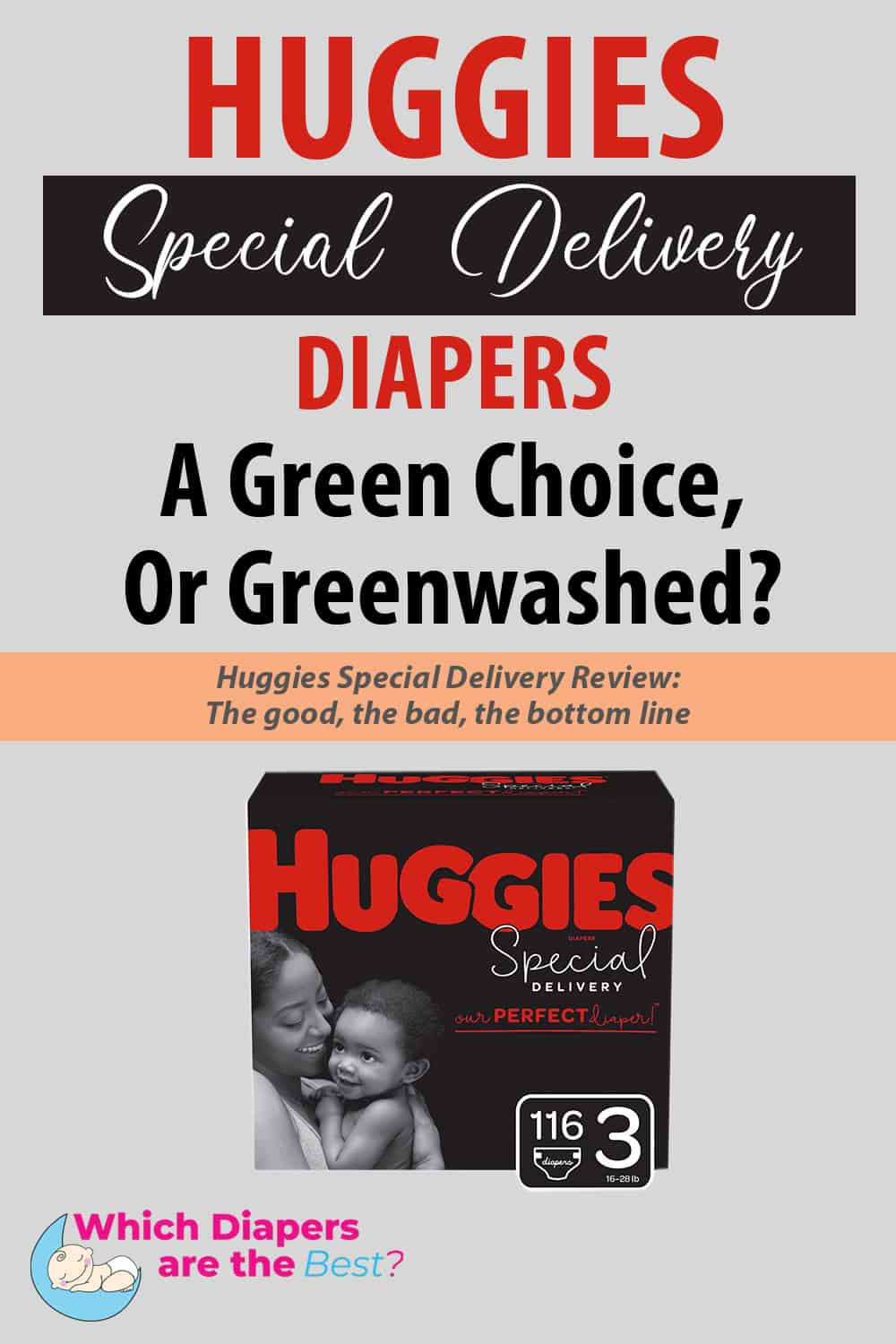 Huggies special Delivery Pin