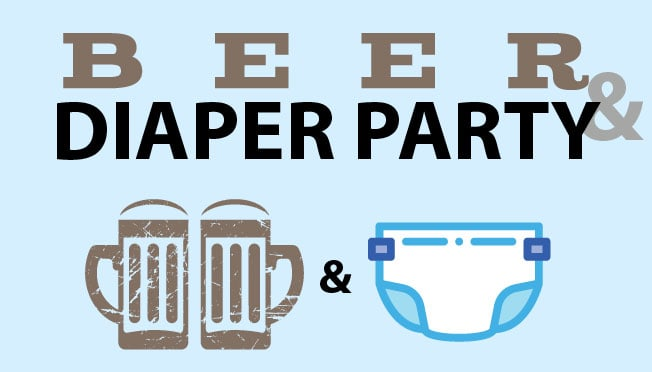 Baby Showers For Dads-To-Be: How To Throw The Ultimate Diaper Party!