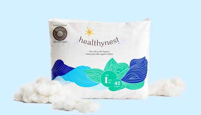 Healthynest diapers